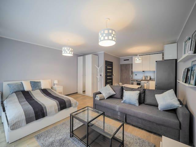 Apartament przy plaży Rewal / 1st line apartment