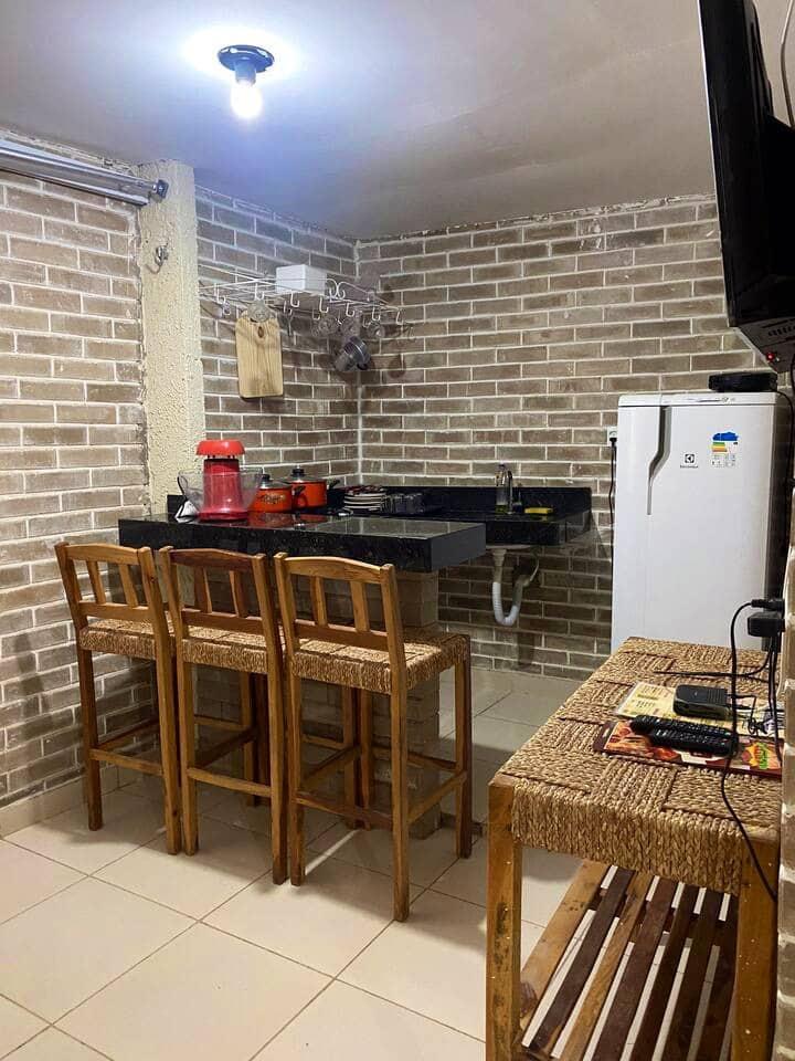 Flat térreo 3 quartos ( Luís Correia-Pi)