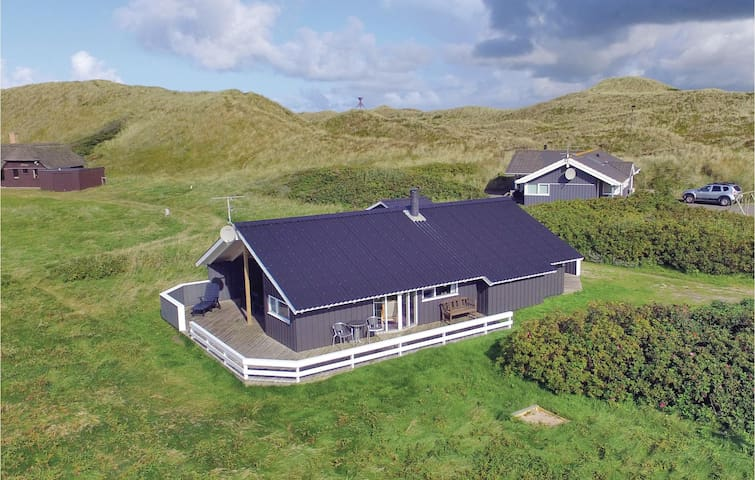 Holiday cottage with 4 bedrooms on 88m² in Ringkøbing