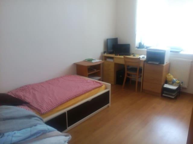 Hezké domácí ubytování v samostatným pokoji - Olomouc - อพาร์ทเมนท์