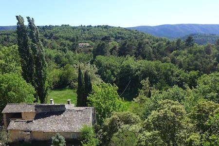 Authentique bastide provençale - Ménerbes - Ev
