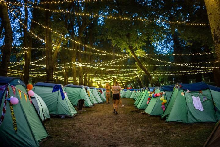 My Tent Oktoberfest Camp! - 2 Person Tent