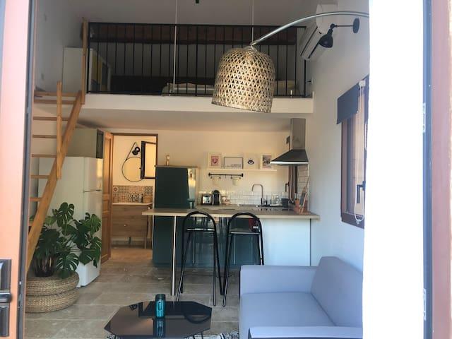 Studio proche Aix en Provence