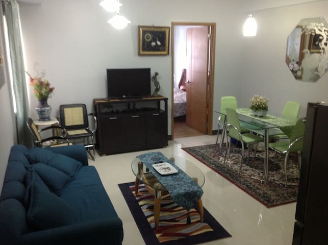 Security, Peace of Mind, Comfort at Mckinley Hill - Taguig - Apartment