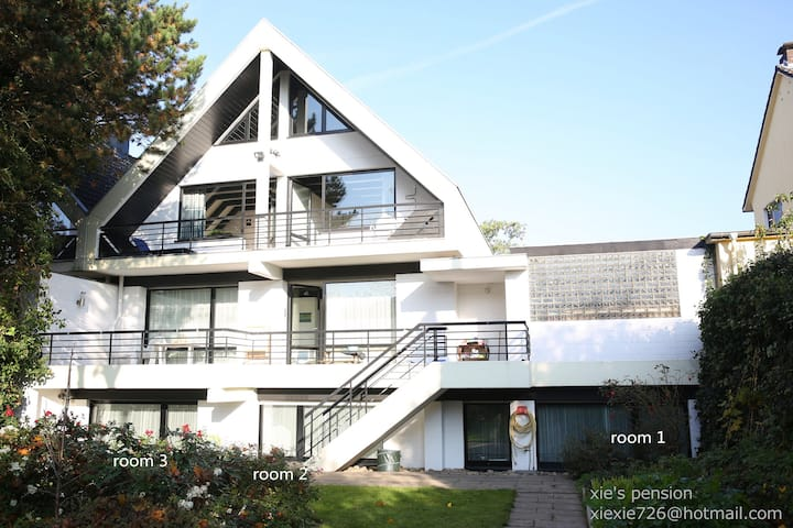 Schöne Apartment  nähe Düsseldorf Messe /Center