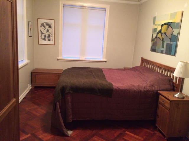 Bedroom and Den, Reykjavik Centre
