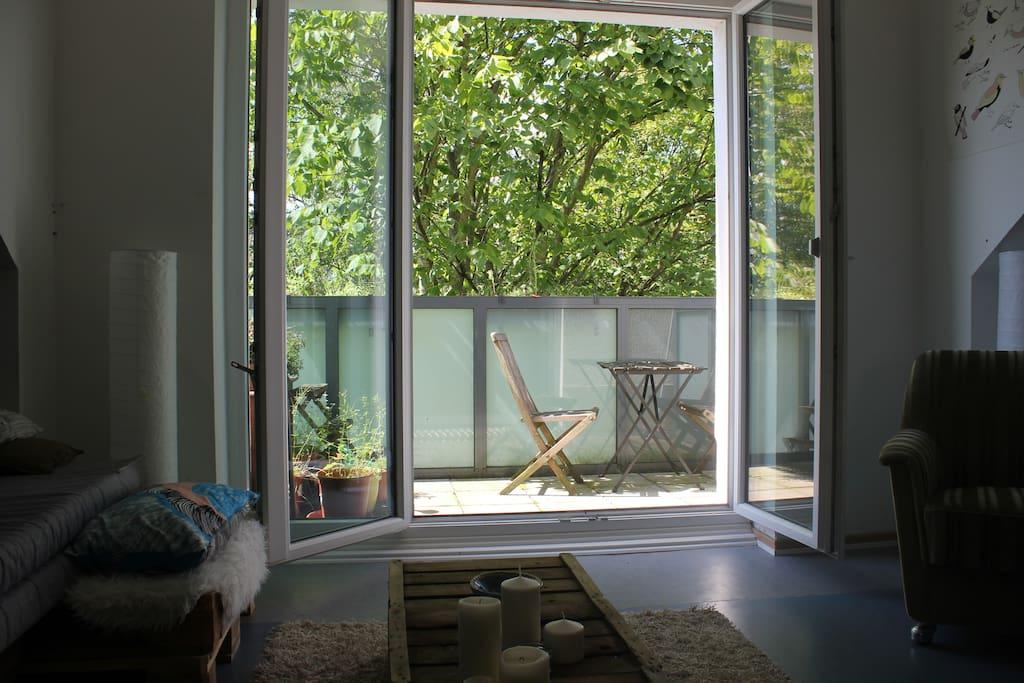Dein Balkon • Your balcony