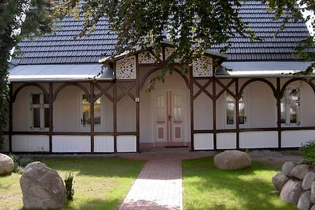Alte Büdnerei Wohnung 02 - Sellin