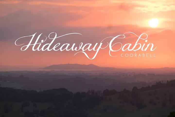 Hideaway Cabin - Coorabell - Coorabell - Hytte