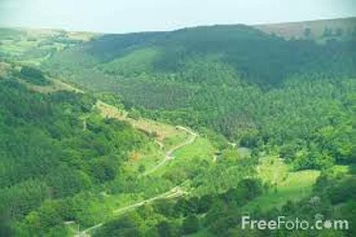 Cwmcarn Forest-20 mins from Cardiff - Cwmcarn - House