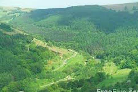Cwmcarn Forest-20 mins from Cardiff - House