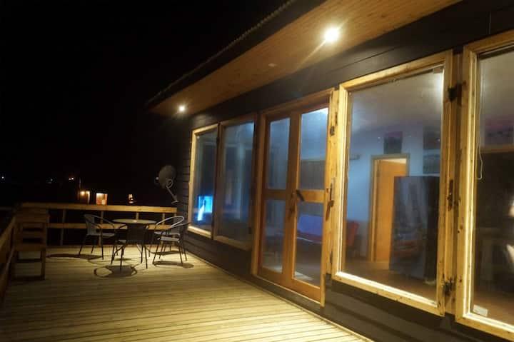Hermosa cabaña en Cobquecura frente al mar