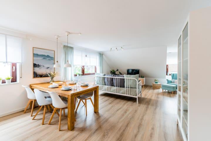 Exklusives und modernes Studio Apartment