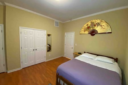 Affordable House with Comfy Bed