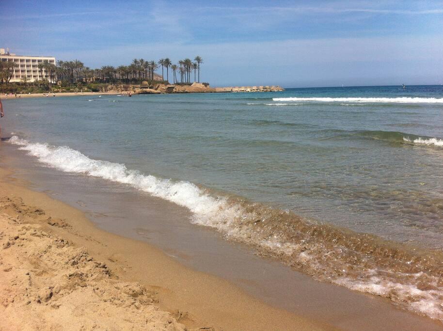 La mejor playa de Alicante