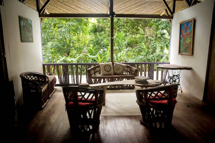 Eco-Friendly 4 Bedroom Jungle Flat