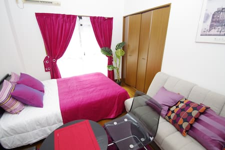 New open! Only 7 min from Kyoto station with WIFI4 - Kyoto-shi