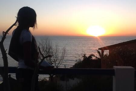 Senegal petite côté bord de mer - Popenguine - House