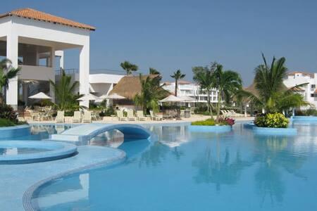 Apartamento club laguna