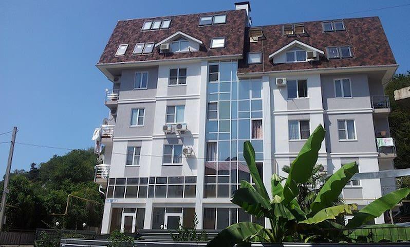 Уютная квартира на берегу Чёрного моря