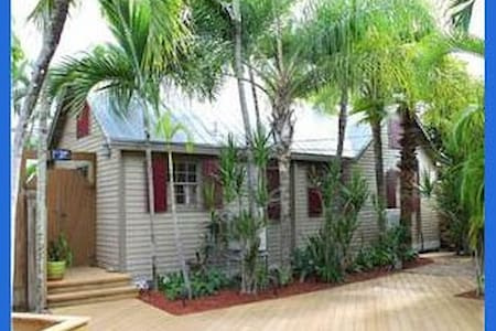 KEY WEST PERFECT & PRIVATE COTTAGE! - Key West