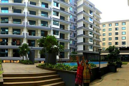 Home in the heart of Mapusa, Goa. - Mapusa