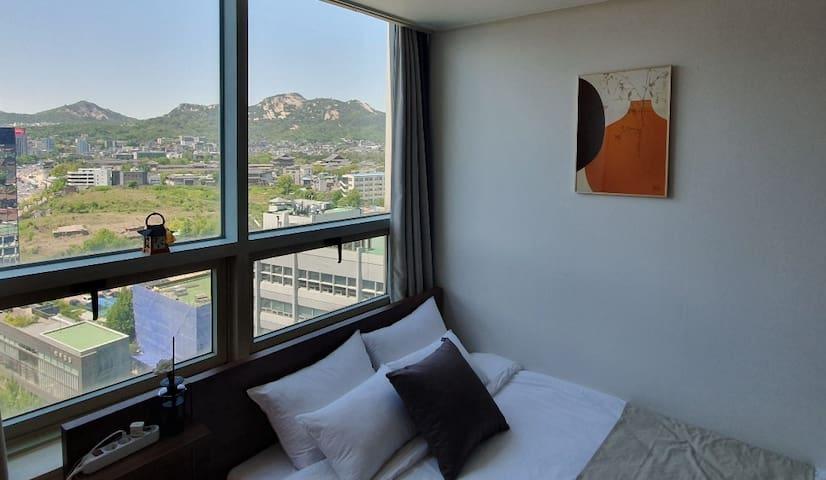 [Palette. B] Palace view Studio /  #Seoul