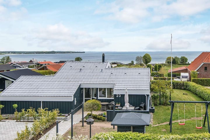 5 star holiday home in Sjølund