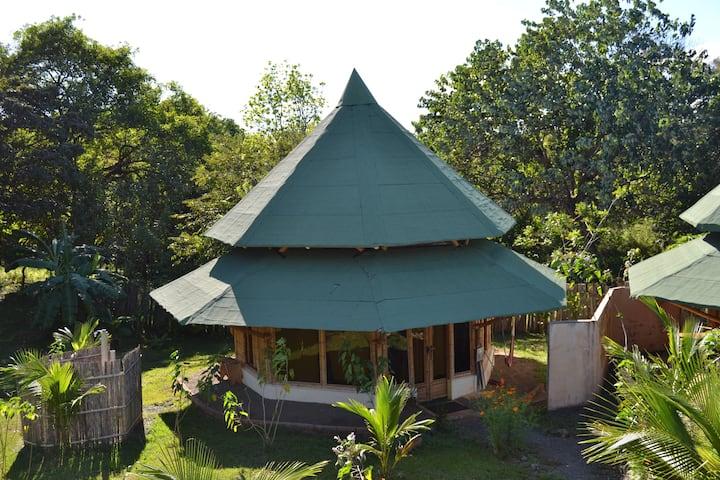 Ecolodge Casa Bambù - Casa Superior