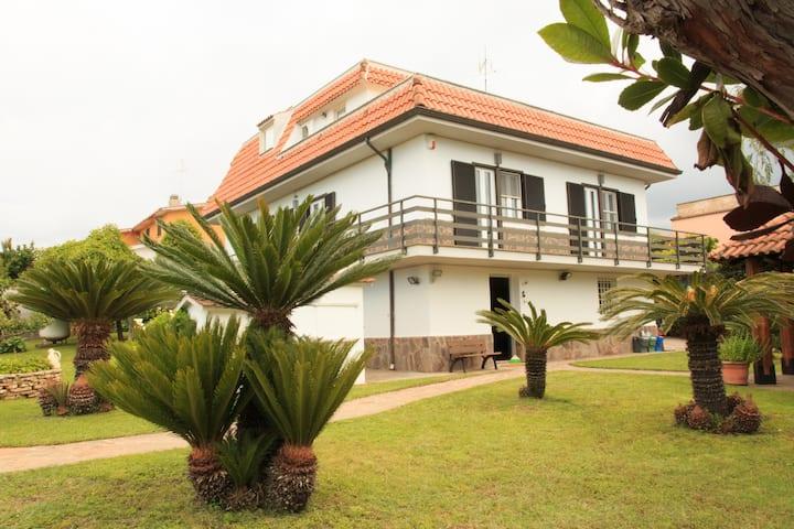 IOLE'S HOUSE