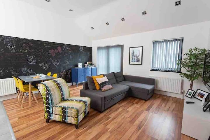 🌻2020Stylish Apt in Belfast city/5mins2Titanic&SSE