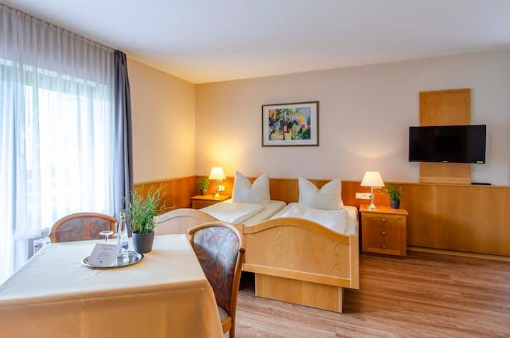 Kurgarten-Hotel, (Wolfach), Comfort Doppelzimmer
