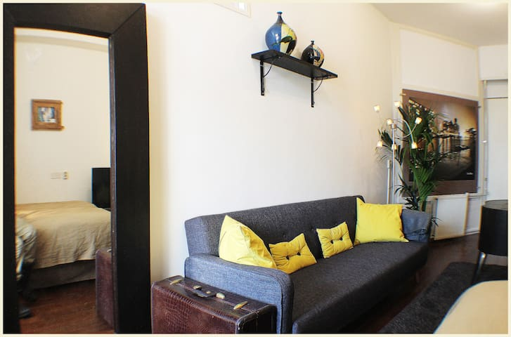 30m2 Amsterdam Canal View Experience Studio! - Amsterdam - Byt