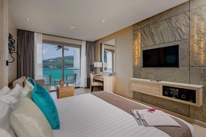 Kamala Beach Seaview Deluxe