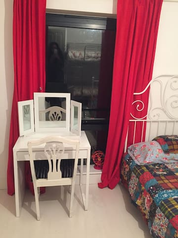 double room close to station - London - Rumah