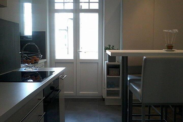Très bel Appartement Centre Ville Thionville - Thionville - Appartement