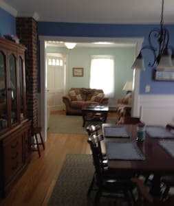Classic Home in Bay Head NJ Close to the Beach - Bay Head - Talo