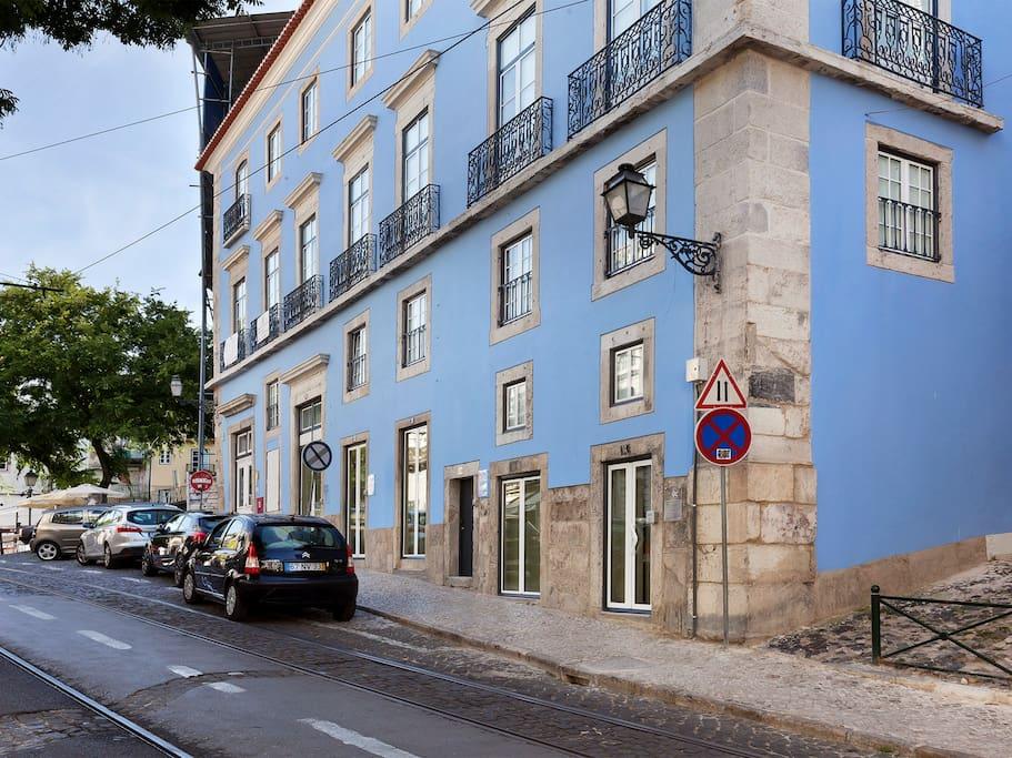 Hello Lisbon Castelo