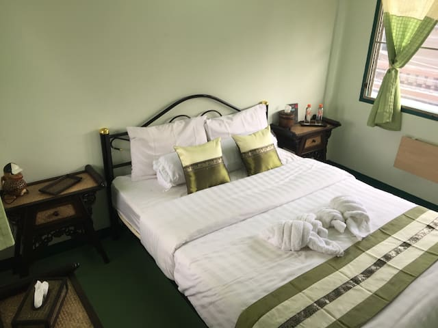 Thailand Guest House - Double Room 2 (In Old City)