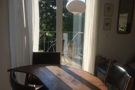 Pleasant little house, quiet area & nice garden. - Birkerød