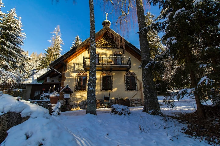 Cozy Seehof, close to the Ski Lifts