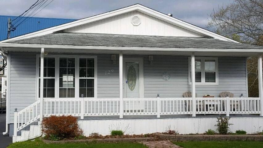 Shediac house near Marina.  Oceanview