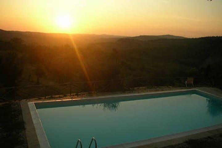 """Appartamento """"Il Borgo"""" della Villa Chiantigiana"""
