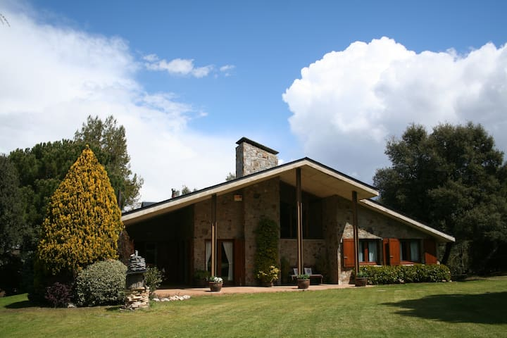 Les Margarites Paradis al Montseny - Barcelona - Huis