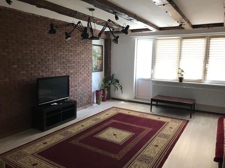 2-х комнатная квартира в новом ЖК «Каусар»