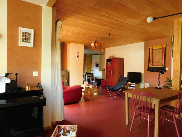 Maison familiale au coeur de la Chartreuse