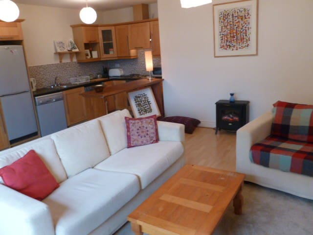 Modern Apartment in Ballina in town - Ballina - Apartment