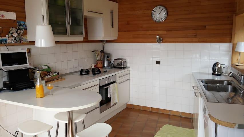 Maison dans le Trièves - Saint-Baudille-et-Pipet - Maison