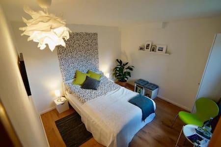 Modernes Gästezimmer direkt am Deich/ Damnatz