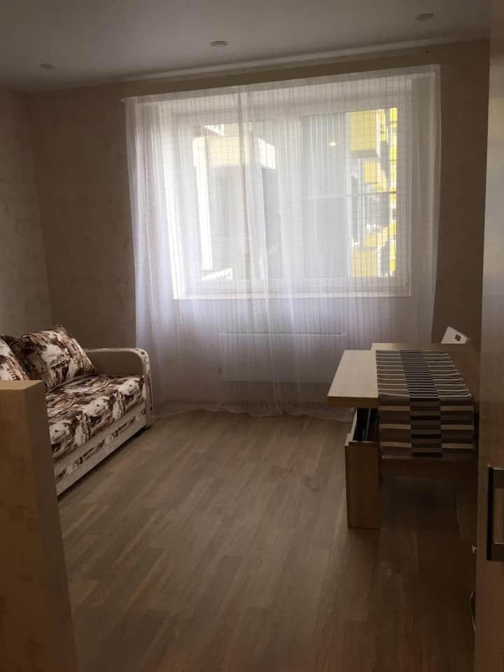 Чистая и опрятная Квартира-студия.